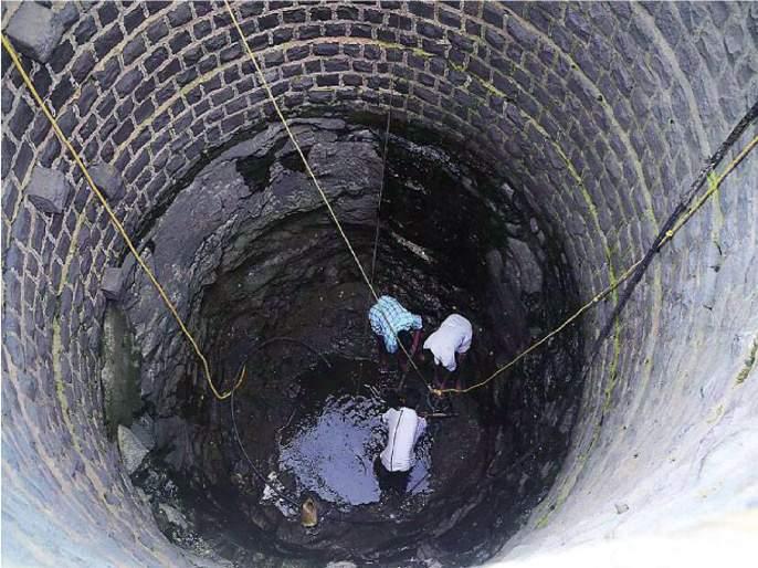 925 crore project for ground water augmentation; Central scheme, covering 13 districts in the state | भूजलवाढीसाठी९२५ कोटींचा प्रकल्प;केंद्राची योजना,राज्यातील १३ जिल्ह्यांचा समावेश