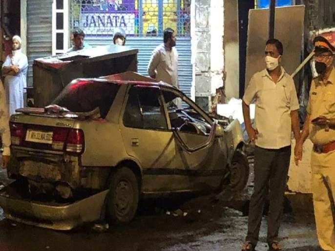 Picture in Mumbai: 90% of pedestrians and two-wheelers in accidental deaths   मुंबईतील चित्र: अपघाती मृत्यूंमध्ये पादचारी, दुचाकीस्वारांचे ९० टक्के प्रमाण