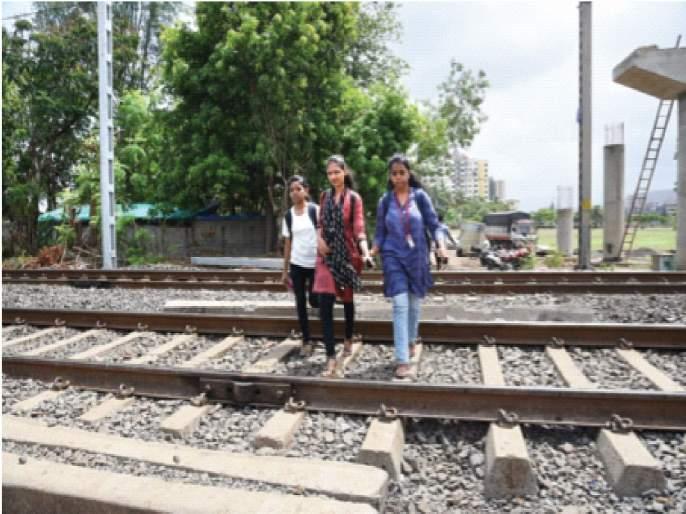 The lack of travel opportunities in the lockdown reduced train accidents; 46 killed in Navi Mumbai | लॉकडाऊनमध्ये प्रवासाची संधी न मिळाल्याने रेल्वे अपघात घटले;नवी मुंबईत ४६ जणांचा मृत्यू