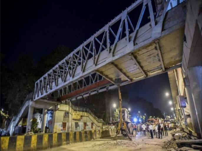 The monsoon of 2021 will dawn for the completion of bridge works; Out of 314, 296 bridges were audited | पुलांची कामे पूर्ण होण्यास २०२१ चा पावसाळा उजाडणार;३१४ पैकी २९६ पुलांचे ऑडिट केलं होतं