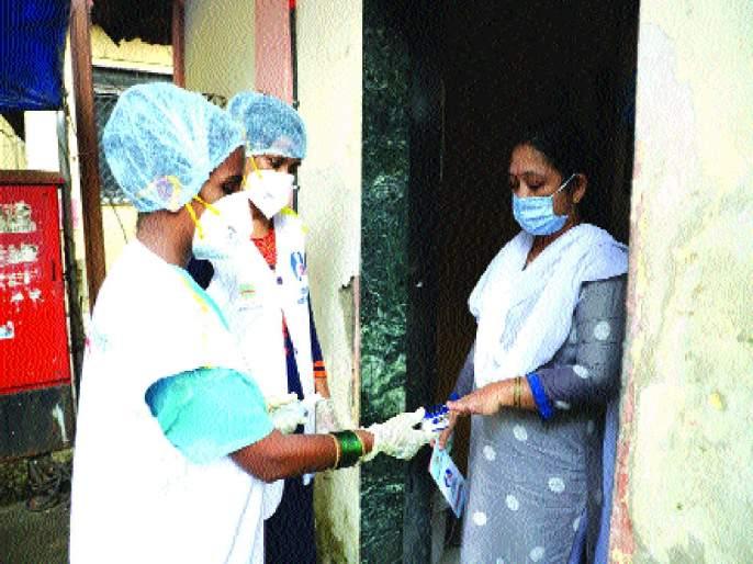 Coronavirus: 'My Family, My Responsibility' campaign; Survey of more than three lakh families | Coronavirus: 'माझे कुटुंब, माझी जबाबदारी' मोहीम; तीन लाखांहून अधिक कुटुंबांचे सर्वेक्षण