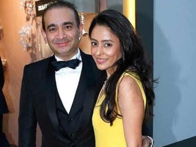 Interpol arrest warrant against Nirav Modi's wife Ami | नीरव मोदीच्या पत्नी अमीविरुद्ध इंटरपोलचे अटक वॉरंट