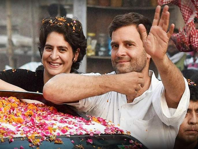 Bihar Election 2020: Rahul, Priyanka Gandhi will campaign aggressively   Bihar Election 2020:बिहारमध्ये यंदा बहुरंगी लढत;राहुल, प्रियांका गांधी आक्रमक प्रचार करणार