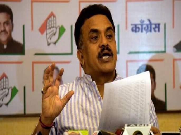 Congress May Expel Sanjay Nirupam For Anti-Party Activities Mumbai | काँग्रेसचे माजी खासदार संजय निरुपम यांची हकालपट्टी होणार?; पक्षविरोधी कारवायांचा ठपका