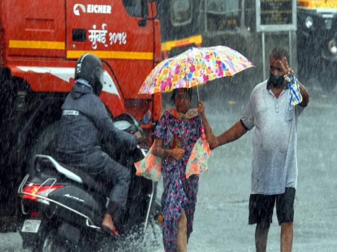 Mansoon: Warning of heavy rains in Mumbai area on Saturday; alert to keep all municipal systems | आज मुंबईत अतिवृष्टी; महापालिका सज्ज,नागरिकांनासतर्क राहण्याचे आदेश