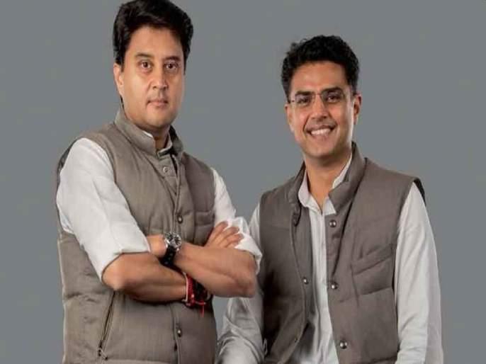 Sachin Pilot and Jyotiraditya Scindia connection ?; Increased tension of CM Ashok Gehlot | सचिन पायलट आणि ज्योतिरादित्य शिंदेंचे कनेक्शन?; मुख्यमंत्री अशोक गहलोत यांचं वाढलं टेन्शन