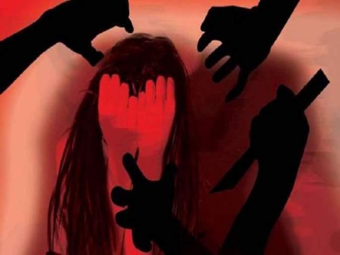 Another shocking incident in UP; Murder by crushing the head of a minor girl, suspicion of rape   Rape: यूपीत आणखी एक धक्कादायक प्रकार; अल्पवयीन मुलीची डोकं चिरडून हत्या, बलात्काराचा संशय
