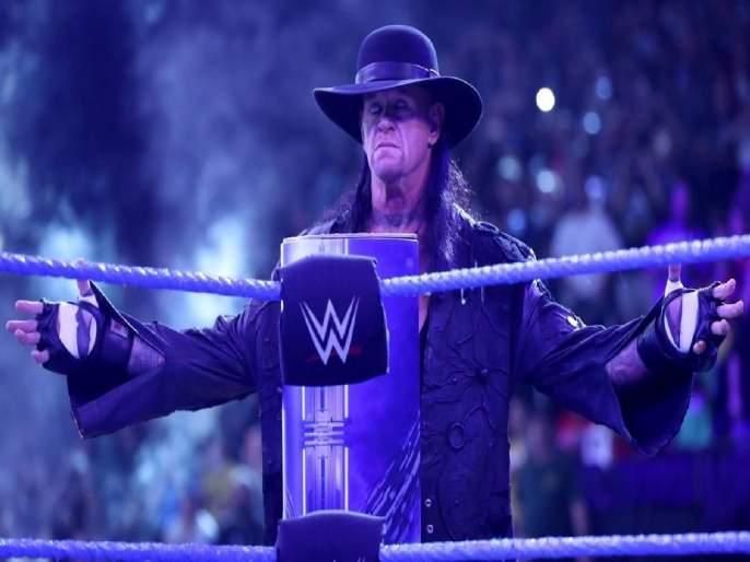 "WWE Superstar The Undertaker Retire, World Wrestling Entertainment (WWE) | ""माझी वेळ संपली, मला निरोप द्या""; सुपरस्टार अंडरटेकरची WWE मधून निवृत्तीची घोषणा"