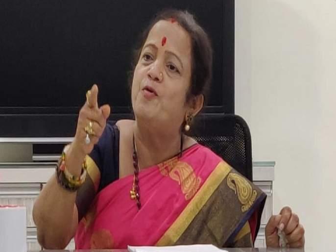 Mayor Kishori Pednekar refutes MNS allegations over covid center tendar given her son | महापौर किशोरी पेडणेकरांनी मनसेचे आरोप फेटाळले; माझा मुलगा प्रथम देशाचा नागरिक त्यामुळे...