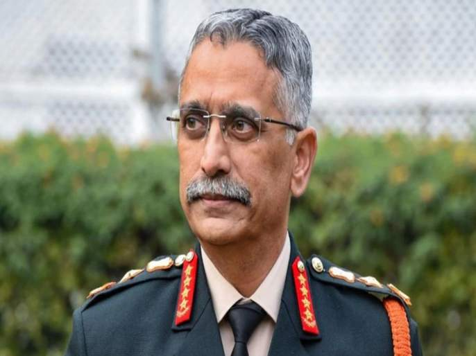 Army Chief General Mm Naravane Is In Nagrota To Review Ongoing Security Situation   पाकच्या नापाक हरकतींना जशास तसं उत्तर द्या; लष्कर प्रमुख एम.एम नरवणेंचे आदेश