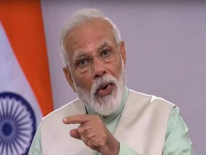 Coronavirus: PM Narendra Modi Tweets says I feel danger of dragging me any controversy pnm   Coronavirus: 'हा' तर मला वादात टाकण्याचा डाव; खुद्द पंतप्रधान नरेंद्र मोदींनी केला 'त्या' मॅसेजचा खुलासा