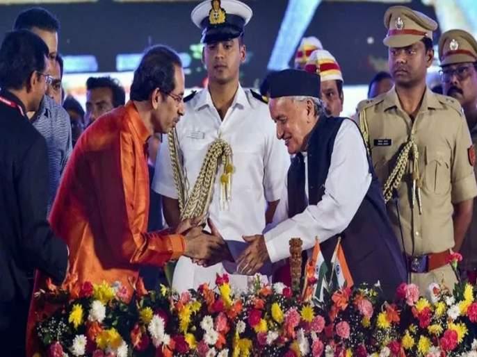 Thackeray government to collapse in May-June next year; BJP leader claims   राज्यातील ठाकरे सरकार येत्या मे-जून महिन्यात कोसळणार?; भाजपा नेत्याचा दावा