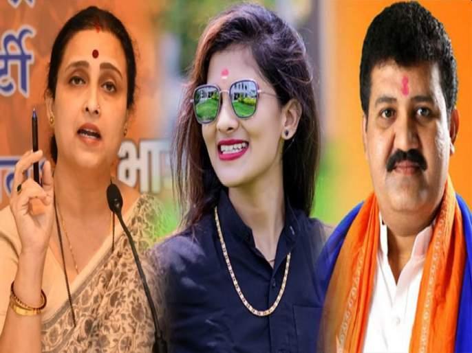 Pooja Chavan Suicide Police Compalint against BJP Devendra Fadnavis, Chitra Wagh by Banjara Leaders | Pooja Chavan Suicide Case: देवेंद्र फडणवीस, चित्रा वाघ यांच्यासह भाजपा नेत्यांविरोधात राठोड यांची पोलीस ठाण्यात तक्रार