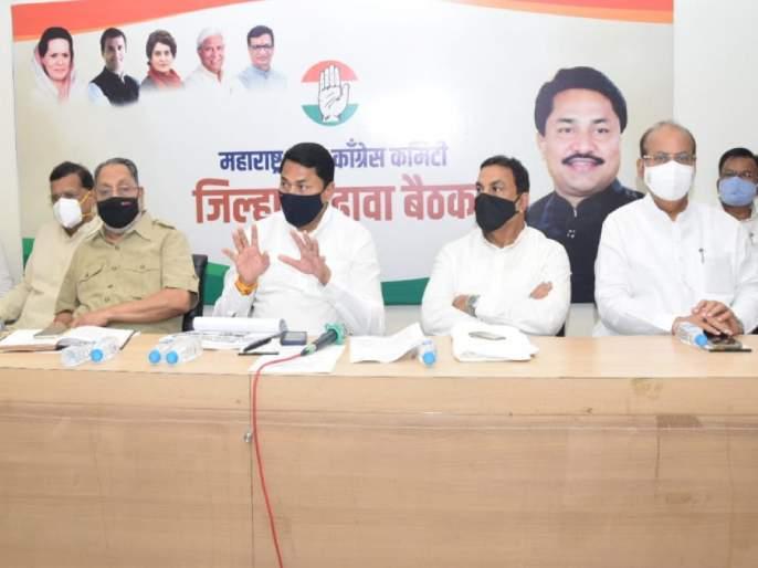 "Congress Nana Patole Warns Shivsena NCP over Lack of funds to Congress MLA | नाना पटोलेंचा शिवसेना-राष्ट्रवादीला परखड इशारा; ""काँग्रेस आहे म्हणून सरकार आहे, हे...."""