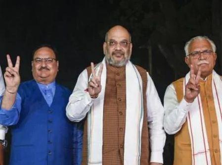 Khattar's oath today in Haryana; Dushyant Chautala is the Deputy Chief Minister | हरयाणात आज खट्टर यांचा शपथविधी;दुष्यंत चौटाला यांना उपमुख्यमंत्रीपद