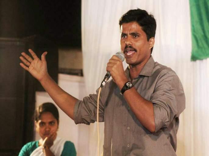 Hyderabad Rape and Murder case: 'Do you want to end the role of the court? Constitution is being amended Says Sachin mali   Hyderabad Case: 'न्यायालयाची भूमिका संपवायची आहे का? संविधान बदलण्याचा घाट घातला जातोय'