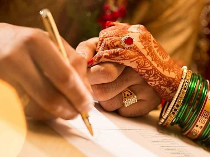 Hindu girl abducted in Pakistan forcibly converted in Muslim; A marriage with a Muslim youth   पाकिस्तानात हिंदू मुलीचं अपहरण करुन जबरदस्तीने धर्मांतर; मुस्लीम युवकाशी लावला निकाह