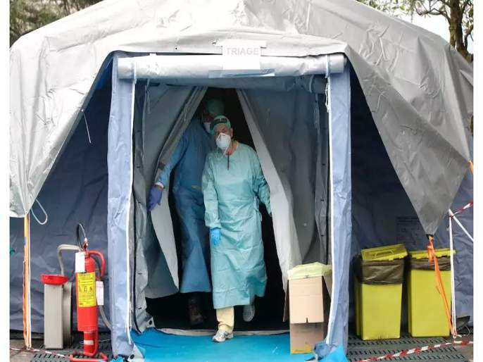 Corona Virus: Corona terror in Italy after China; About 368 people die in one day pnm | Corona Virus: चीननंतर इटलीत कोरोनाची दहशत; एका दिवसात तब्बल ३६८ जणांचा मृत्यू
