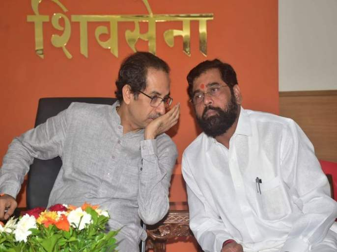 Maharashtra Government: Home and Urban Development Ministry to Eknath Shinde; 'Thackeray government' ministry was final | Maharashtra Government : गृह आणि नगरविकास एकनाथ शिंदे यांच्याकडे; 'ठाकरे सरकार'चं खातेवाटप ठरलं!