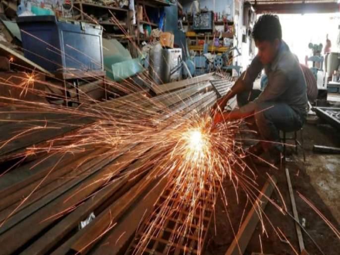 Increase in manufacturing sector PMI | उत्पादन क्षेत्राच्या पीएमआयमध्ये वाढ