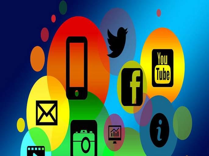 Maharashtra Election 2019: Promotion on social media along the road; Private company trusted online for Campaign | Maharashtra Election 2019: रस्त्याबरोबरच सोशल मीडियावर प्रचाराची धूम;'ऑन लाईन'ची भिस्त खासगी कंपनीवर
