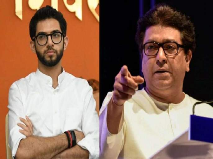Maharashtra Election 2019: 'Aditya as my son; If he thinks he should contest, what is wrong with that? Says Raj Thackrey | Maharashtra Election 2019: 'आदित्य माझ्या मुलाप्रमाणेच; त्याला वाटत असेल निवडणूक लढवावी तर त्यात गैर काय?'