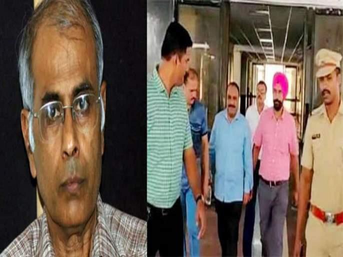 Sanjeev Punalekar approves Vikram Bhave's action within seven days | संजीव पुनाळेकर, विक्रम भावेवरील कारवाईला सात दिवसांत मंजुरी