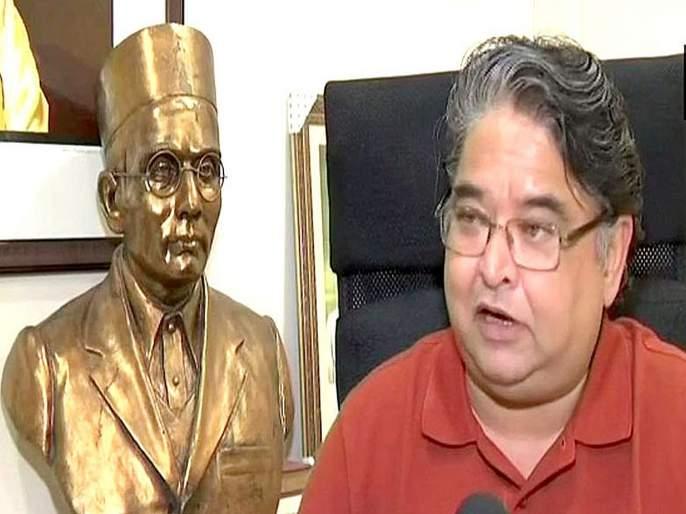 'There will be no more secular person than Savarkar;Indira Gandhi is followers of Savarkar's Says Ranjeet,grandson of Veer Savarkar   'सावरकरांपेक्षा धर्मनिरपेक्ष माणूस सापडणार नाही; इंदिरा गांधींनी त्यांचा सन्मान केला'