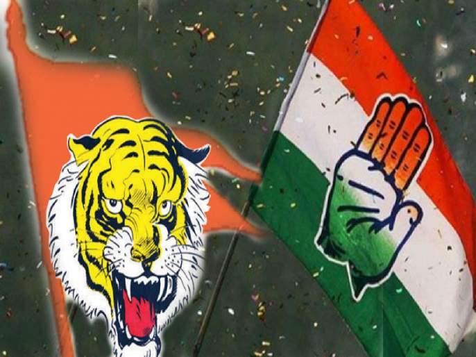"""Don't try to be oppressive, the role is not right""; Shiv Sena warned Congress in BMC | ""दडपण आणण्याचा प्रयत्न करू नका, आडमुठी भूमिका योग्य नाही""; शिवसेनेने काँग्रेसला बजावलं"
