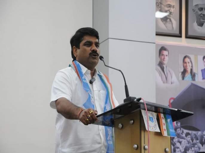Maharashtra Election 29: 'Exit poll statistics wrong; Polls will be available on 24th date Says Congress leader Satej Patil | महाराष्ट्र निवडणूक २०१९: 'एक्झिट पोलची आकडेवारी चुकीची; जनमत २४ तारखेलाच मिळणार'