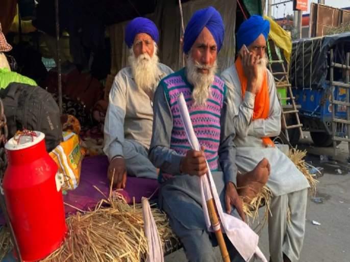 Attempts to divide the peasant movement; Protesters accuse central government   शेतकरी आंदोलनातफूट पाडण्याचे प्रयत्न; आंदोलनकर्त्यांचा केंद्र सरकारवर आरोप
