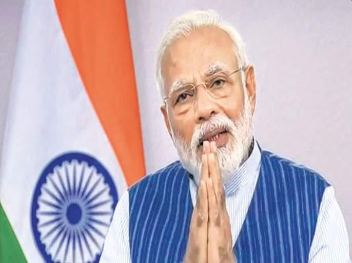 Coronavirus: Let us have a light on the house on April 5, PM Narendra Modi Appeal to people pnm   Coronavirus: तिमिरातुनी तेजाकडे... ५ एप्रिलला रात्री ९ वाजता घरोघरी दिवा लावू या: पंतप्रधान