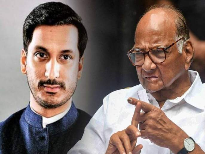 Ajit Pawar Son Parth Reaction on Sharad Pawar statement over CBI Demand on Sushant Rajput Case | 'नातवाच्या मागणीला कवडीची किंमत देत नाही'; शरद पवारांच्या विधानावार पार्थ पवार म्हणाले...