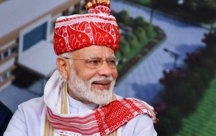 Pm Narendra Modi In Gujarat On 69th Birthday Whole Day Plan | Narendra Modi Birthday Plan : आईचा आशीर्वाद अन् नर्मदा आरती; 'असा' आहे पंतप्रधान मोदींच्या 69 व्या वाढदिवसाचा संपूर्ण कार्यक्रम