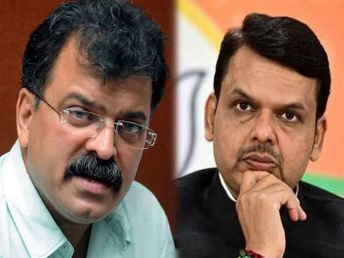 Immediately dismiss Jitendra Awhad from cabinet Devendra Fadanvis Demand to CM Uddhav Thackeray Pnm | 'ही' तर अतिशय गंभीर घटना; जितेंद्र आव्हाडांना तात्काळ मंत्रिमंडळातून बडतर्फ करा'