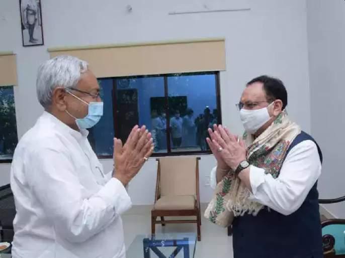 Why did BJP make Nitish Kumar Chief Minister even after winning more seats? Read Inside Story | जास्त जागा जिंकूनही भाजपानं नितीश कुमारांना मुख्यमंत्री का बनवलं? वाचा इनसाईड स्टोरी