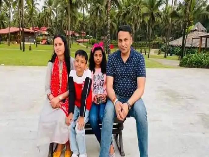 "Rupesh Singh Murder: ""When finds the killer, my mother will shoot him. Give justice to my father.   ""जेव्हा 'तो' मारेकरी सापडेल तेव्हा माझी आई त्याला गोळ्या झाडेल""; वडिलांना न्याय देण्याची मागणी"