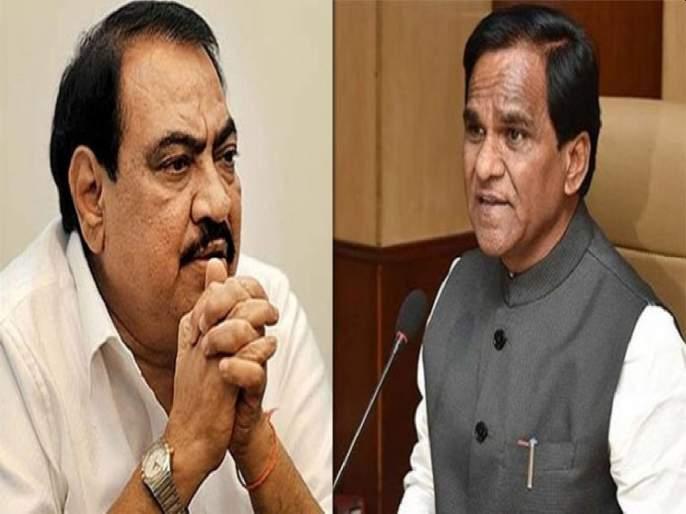 Then Eknath Khadse would have become the CM; Union Minister BJP Raosaheb Danve statement | ...तर एकनाथ खडसे मुख्यमंत्री झाले असते; केंद्रीय मंत्री रावसाहेब दानवेंचा गौप्यस्फोट