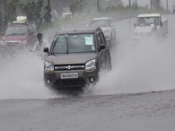 Avoid going out for the next 48 hours; The meteorological department has warned of heavy rains | मुंबईकरांनो! पुढील ४८ तास घराबाहेर जाणं टाळावं; हवामान खात्यानं दिला अतिवृष्टीचा इशारा