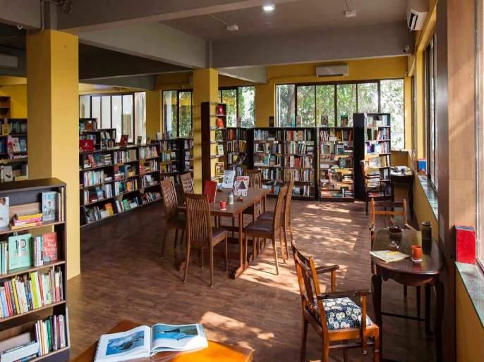 Mumbai-Thane libraries to have 'Punashch Hariom' from Monday; Government circular issued   मुंबई-ठाण्यातील ग्रंथालयांचे सोमवारपासून 'पुनश्च हरीओम';शासनाचे परिपत्रक जारी