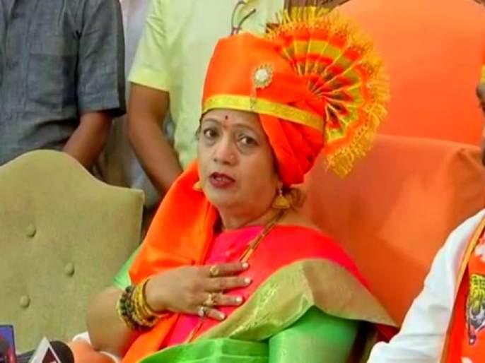"""Mayor Kishori Pednekar captured illegally Residential Flat & Office SRA in Worli BJP Allegation   """"महापौर किशोरी पेडणेकरांनी SRA फ्लॅटमध्ये थाटले कॉर्पोरेट ऑफिस""""; शिवसेनेची डोकेदुखी वाढणार?"""
