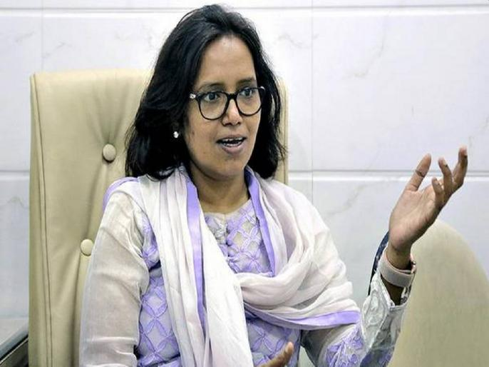 Education Minister Varsha Gaikwad infected with corona | शिक्षणमंत्री वर्षा गायकवाड यांना कोरोनाची लागण; संपर्कात आलेल्यांना चाचणी करण्याचं आवाहन