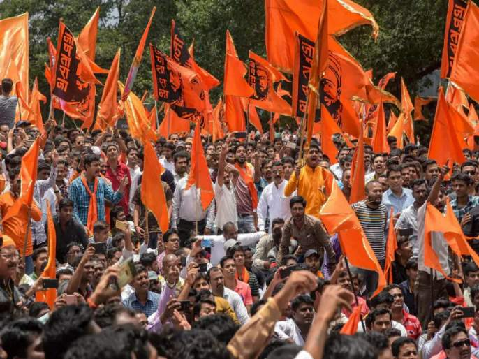 "Maratha Leaders & BJP Chandrkant Patil Reaction over Admission of Students by Thackeray Government | ""संयम ठेवला पण अन्याय सहन करण्याची भूमिका नाही, हे ठाकरे सरकारनं लक्षात ठेवावं"""