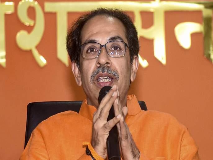 """""""Caste politics in Shiv Sena""""; Ahmadnagar Shiv Sainik wrote a letter to CM Uddhav Thackeray   """"शिवसेनेत जातीपातीचं राजकारण""""; शिवसैनिकाने लिहिलं थेट मुख्यमंत्री उद्धव ठाकरेंना पत्र"""