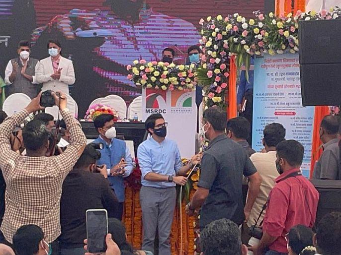 Finally the much awaited Patripul is opened for citizen BJP demands to name the bridge APJ Abdul Kalam   अखेर बहुप्रतिक्षित पत्रीपूल वाहतुकीसाठी खुला; भाजपनं घातला नामांतराचा घाट