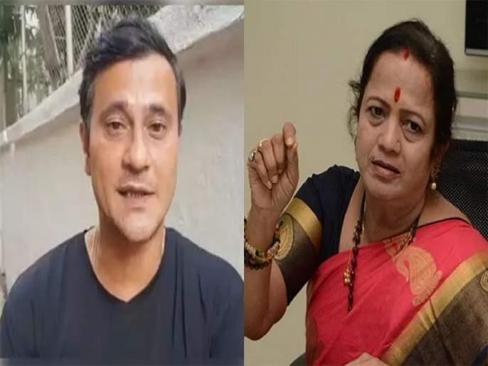 MNS Sandeep Deshpande Allegation on mayor Kishori Pedanekar over Covid Contract given to his own son | कोविड सेंटरचं कंत्राट महापौरांनी स्वत:च्या मुलालाच दिले; किशोरी पेडणेकरांनी राजीनामा देण्याची मागणी