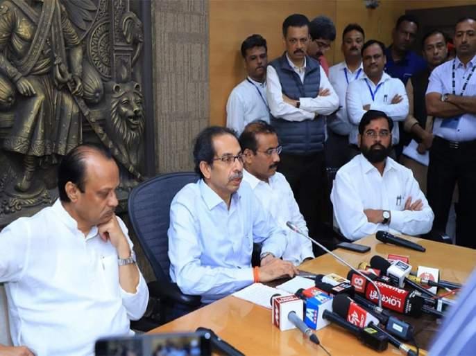 """BJP Chandrakant Patil target on State government over Huge earnings in transfers, Demand CID probe   """"महाविकास आघाडीच्या मंत्र्यांकडून बदल्यांमध्ये प्रचंड कमाई, सीआयडी चौकशी करा"""""""