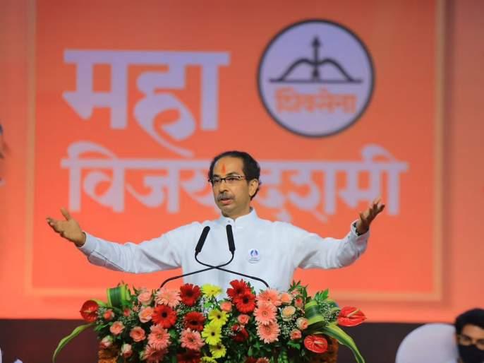 "Neither Hindutva nor secularism in Dussehras shiv sena speech BJPs strong retaliation against Uddhav Thackeray | ""दसऱ्याच्या भाषणात ना धड हिंदुत्व, ना धड धर्मनिरपेक्षता""; उद्धव ठाकरेंवर भाजपाचा जोरदार पलटवार"