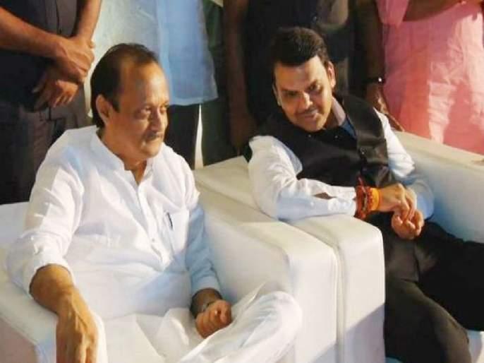 "Pandharpur By Election: DCM Ajit Pawar Criticized BJP Devendra Fadnavis in Campaigning   ""महाविकास आघाडीचं सरकार पाडणारा अजून जन्माला यायचाय; हे कोणा येरा गबाळ्याचं काम नाही"""