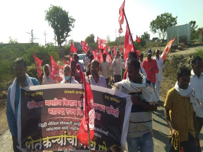 Maharashtra Congress supports farmers' movement; The party meeting unanimously passed the resolution | शेतकऱ्यांच्या आंदोलनाला महाराष्ट्र काँग्रेसचा पाठिंबा;पक्षाच्या बैठकीत एकमताने ठराव मंजूर